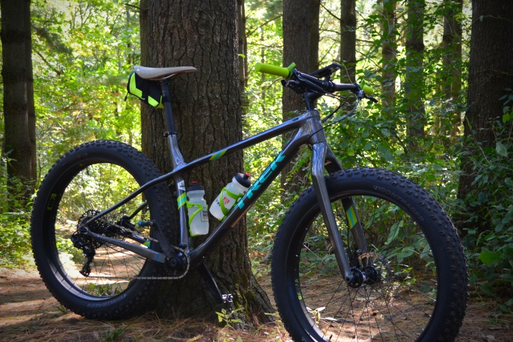 Trek Farley 9.6 Fat Bike Hall Bicycle