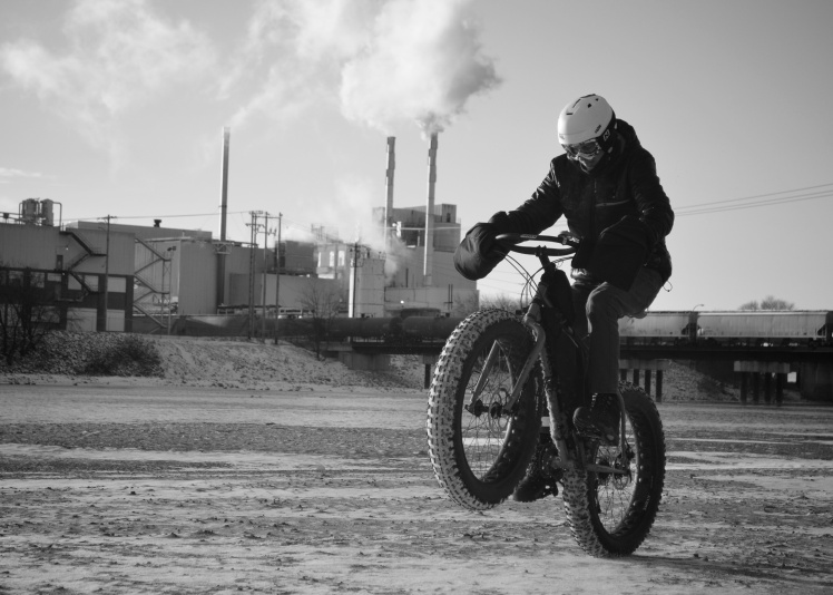 Cedar Rapids, Iowa Surly Moonlander Fat Bike