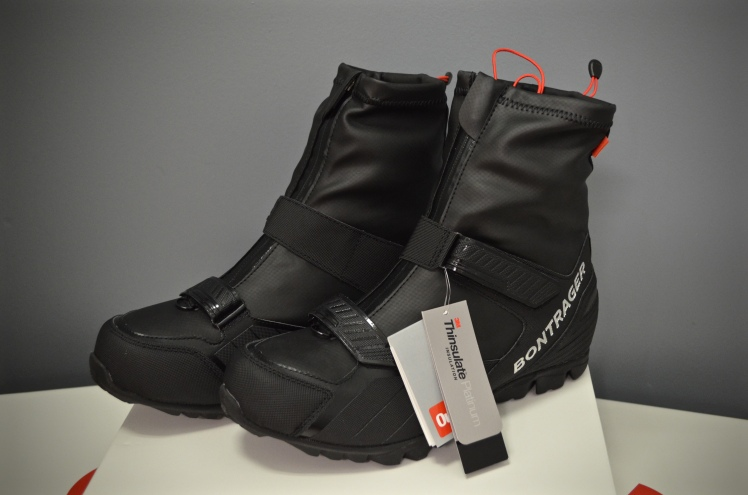Bontrager Old Man Winter cold weather cycling shoes