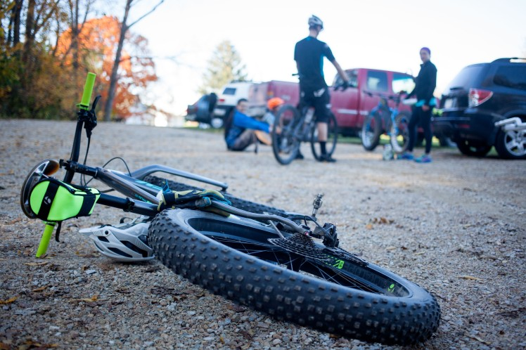 Beverly Park | Cedar Rapids, Iowa | Hall Bicycle Company