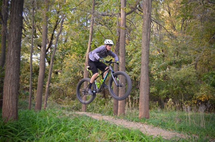 Trek Carbon Fat Bike, Farley 9.6 | Hall Bicycle Company | Cedar Rapids, Iowa