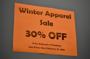 Winter Apparel and Accessory Sale. Hall Bicycle | Cedar Rapids, Iowa