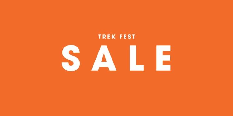 Trek Fest Bike Sale, Hall Bicycle Company, Cedar Rapids Iowa