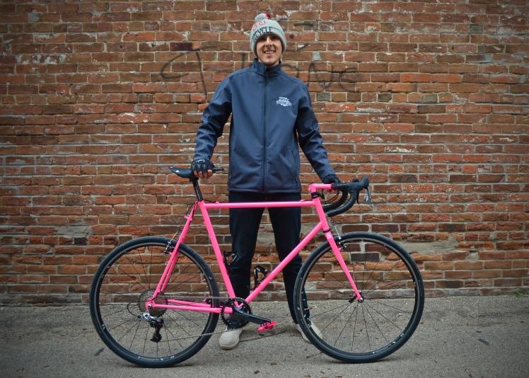 Hand Built Bicycle Frame | Cedar Rapids, Iowa | Hall Bicycle Company