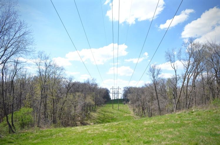 Beverly Park, Cedar Rapids, Iowa. Mountain Biking, Local Singletrack
