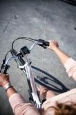 Trek Lift + Pedal Assist E- Bike at Hall Bicycle Company, Cedar Rapids, Iowa