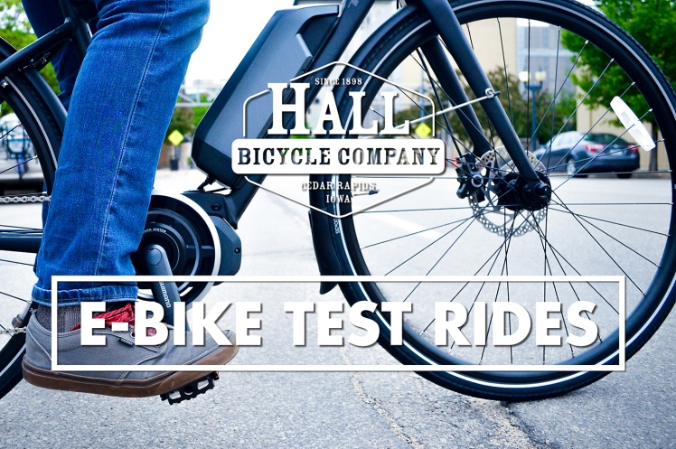 Hall Bicycle E-Bike, Electric Assist Bicycles, Trek Ride Plus, Cedar Rapids, Iowa