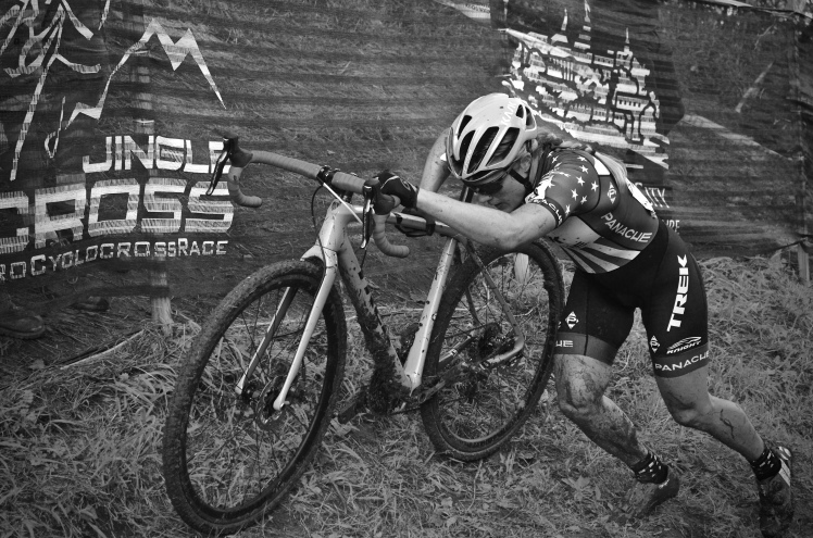 Jingle Cross 2016, UCI Cyclocross World Cup, Cedar Rapids, Iowa City, Iowa, Hall Bicycle Company, Trek Bikes, Katie Compton