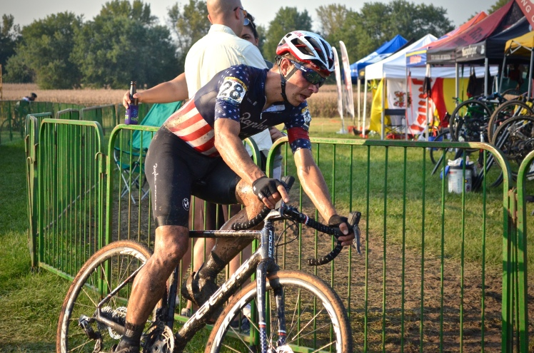 Jingle Cross 2016, UCI Cyclocross World Cup, Cedar Rapids, Iowa City, Iowa, Hall Bicycle Company, Jeremy Powers