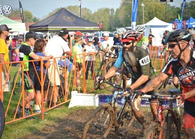 Jingle Cross 2016, UCI Cyclocross World Cup, Cedar Rapids, Iowa City, Iowa, Hall Bicycle Company, Trek Bikes, Bike Iowa