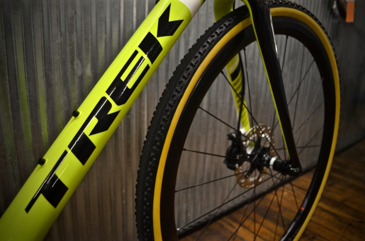 Custom Trek Boone, Shimano Ultegra, Bontrager Aeolus Wheels, Hall Bicycle Company, Cedar Rapids, Iowa, Trek Bikes, Cyclocross