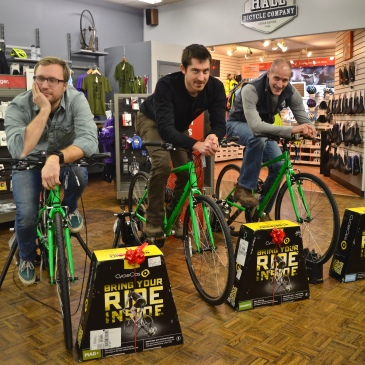 Hall Bicycle Trainer Nights, Cycleops Trainer