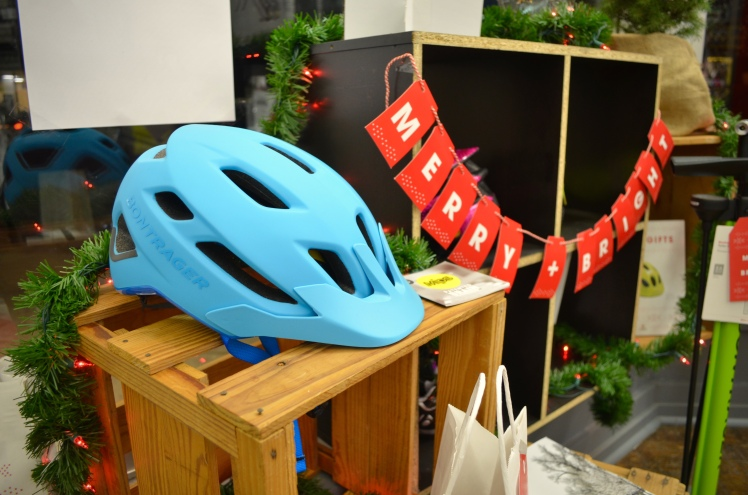 Hall Bicycle Company Christmas Gifts, Bontrager Quantum Helmet, Cedar Rapids, Iowa