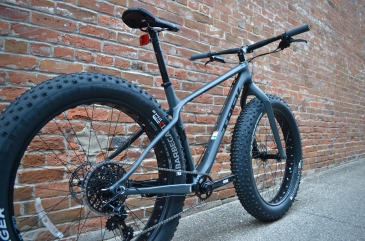 2018 Trek Farley 9.6 Carbon Fat Bike, Cedar Rapids, Iowa, Hall Bicycle Company, Trek Bikes