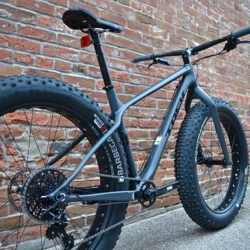 2018 Trek Farley 9.6 Carbon Fat Bike, Cedar Rapids, Iowa, Hall Bicycle Company, Trek Bikes