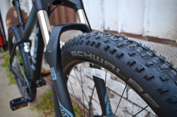 "2018 Trek Roscoe 7, Hall Bicycle Company, Cedar Rapids, Iowa, Trek Bikes, 27.5"" plus bike, mountain bike"